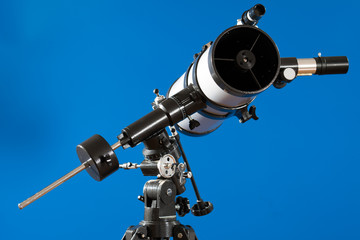 Amateur astronomical telescope