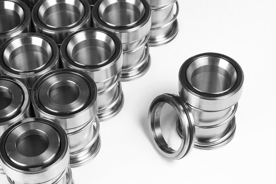 Mechanical Seals for prevent liquid leak for the industry. Mechanical seal of industrial pump..