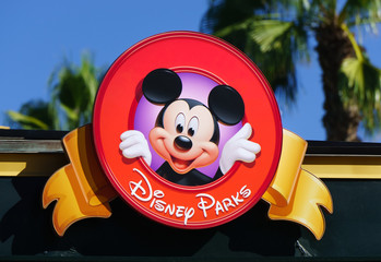 Mickey Mouse Symbol and Trademark Logo