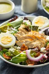 Homemade Healthy Green Goddess Salad