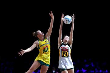 Netball World Cup - Semi Final - Australia v South Africa