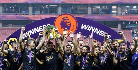 Premier League Asia Trophy - Wolverhampton Wanderers v Manchester City