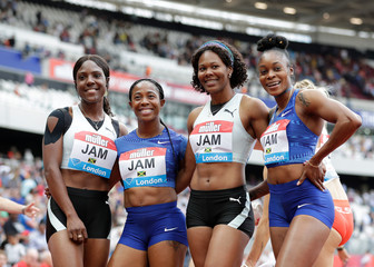2019 Muller Anniversary Games Athletics July 20th