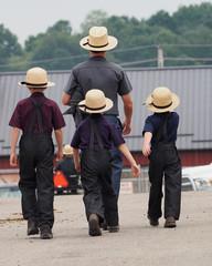 Amish Family of Boys - 186