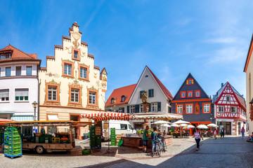 Wall Mural - Altstadt, Offenburg, Schwarzwald, Deutschland