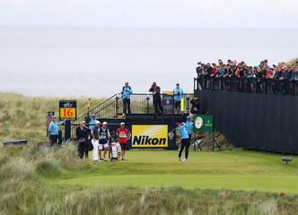 2019 148th Open Golf Championship Royal Portrush Day Three Jul 20th