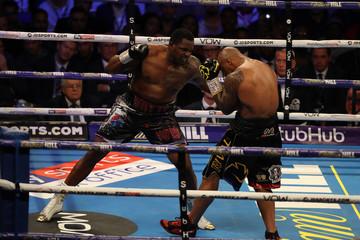 2019 Heavyweight Boxing WBC Final Eliminator  Whyte v Rivas July 20th