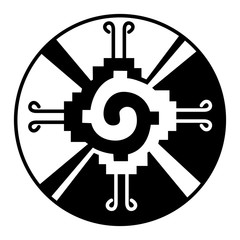 Hunab Ku symbol
