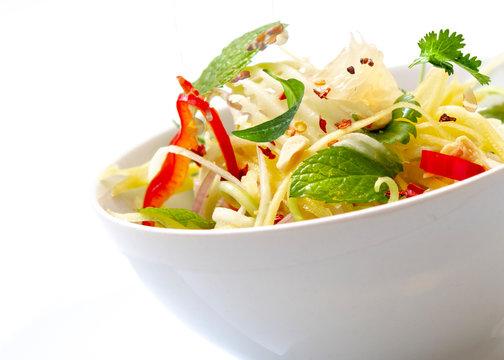 salate thai und vietnamesisch