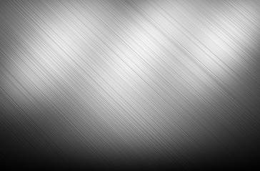 Metal grey hard surface background Wall mural