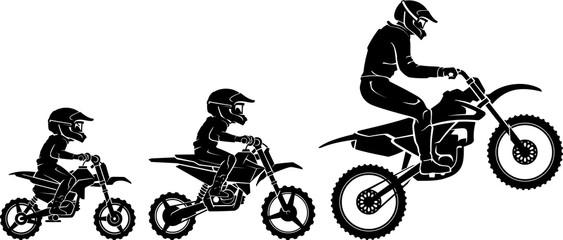Estores personalizados de deportes con tu foto Motocross Race Extreme Evolution