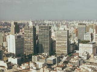 Prédios de São Paulo