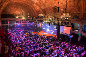 2019 Betfred World Matchplay Darts Day Two July 21st