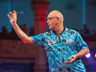 2019 Betfred World Matchplay Darts Day Two July 21st