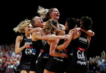 Netball World Cup - Final - Australia v New Zealand