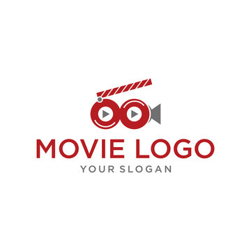 movie logo,camera logo, cinema logo