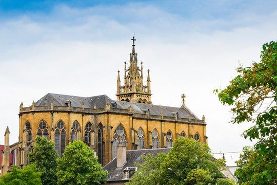 Saint Joseph de Beauregard Church. Thionville, France
