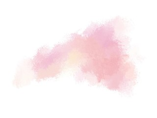 watercolor background pastel pink