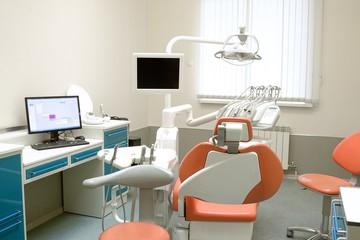Stomatology interior of dental clinic
