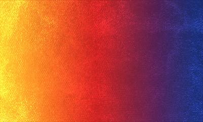Orange blue gradient color background with grunge texture