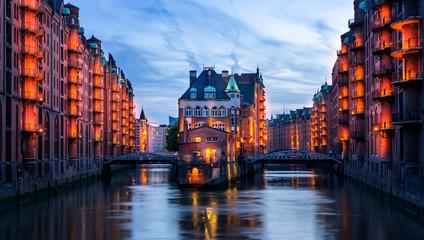 Wahrzeichen in Hamburg