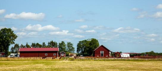 Outbuildings,Sweden