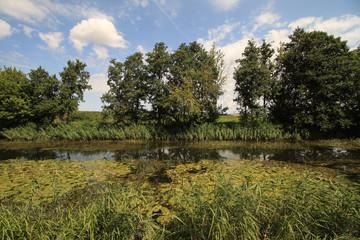 Am Bützow-Güstrow-Kanal
