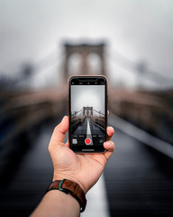 Brooklyn Bridge Phone