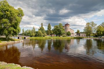Savonlinna, Finland - Olavinlinna castle