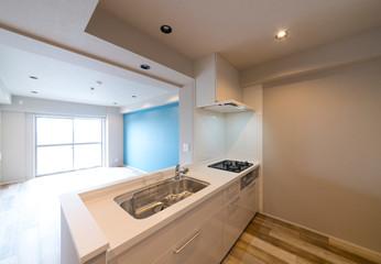 住宅 対面式 キッチン