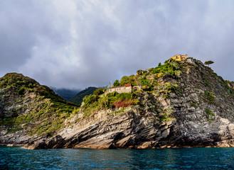 Corniglia, Cinque Terre, UNESCO World Heritage Site, Liguria, Italy