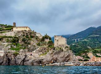 Monterosso al Mare, Cinque Terre, UNESCO World Heritage Site, Liguria, Italy