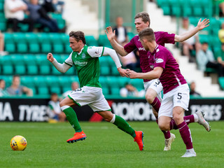 2019 The Scottish League Cup Hibernian v Arbroath Jul 23rd
