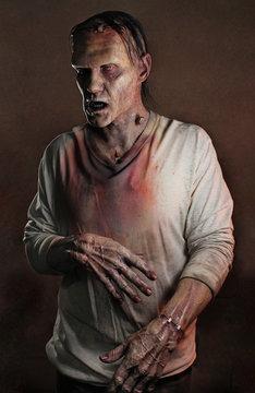 The Monster Frankenstein 8