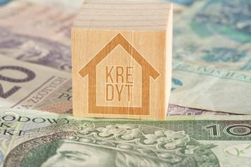 Polnische Zloty PLN und ein Kredit für ein Haus oder Wohnung