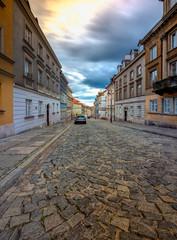 Ulice Starego Miasta w Warszawie