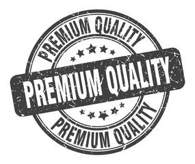 premium quality stamp. premium quality round grunge sign. premium quality