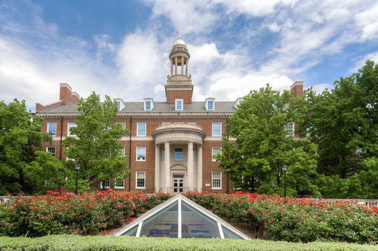 Joseph Wylie Fincher Building on the Campus of Southern Methodist University