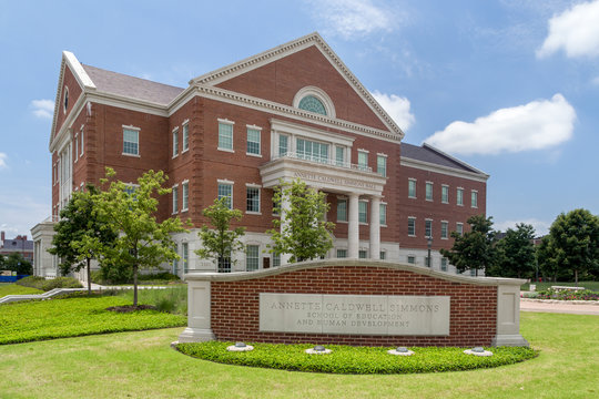 Annette Caldwell Simmons School of Education and Human Development on the Campus of Southern Methodist University