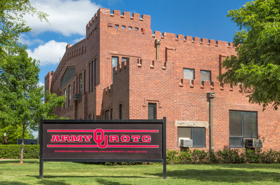 Army ROTC Building at University of Oklahoma
