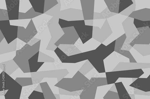 Geometric Camouflage Background Modern Fashion Wallpaper