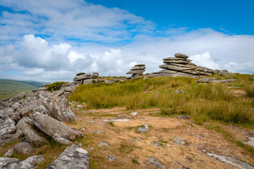 Stowes hill bodmin moor cornwall
