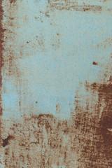 Wall Mural - Metal rusty texture background rust steel. Industrial metal texture. Grunge rusted metal texture, rust background.