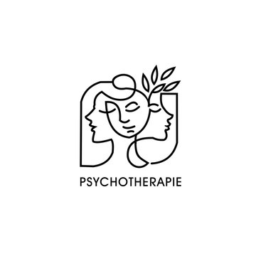 Psychologia and pscotherapie design exclusive inspiration