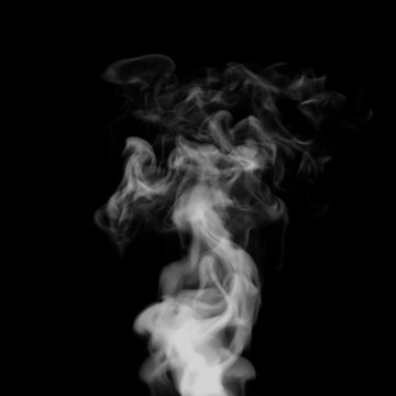 Smoke design . 3d illustration