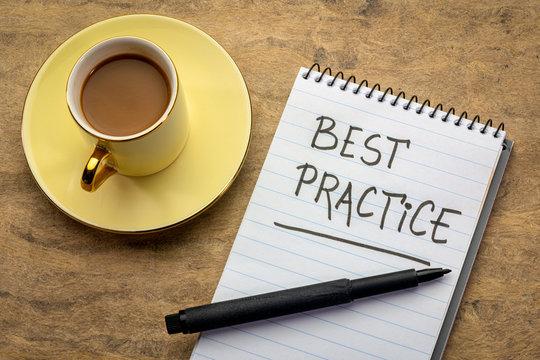 best practice handwriting