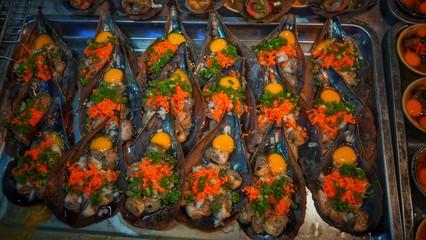 Phu Quoc night market food