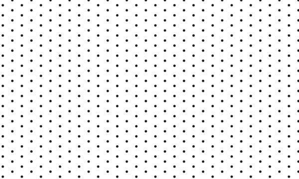 Grey seamless polka dot pattern. Vector illustration
