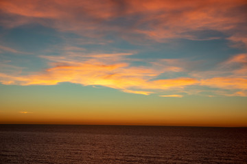 Sunset at Torrey Pines Gliderport