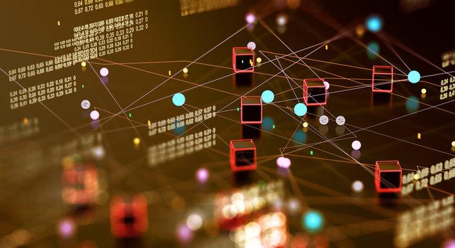 Fondo tecnológicos y científicos: Ingeniería informática y concepto de cadena de bloques. Big data y comunicación. Internet y análisis de datos en la web. Trabajo en equipo y programación